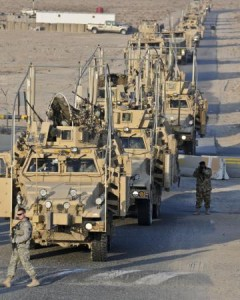 Last troops out of Iraq