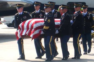 Minnesota National Guard Funeral Honors Team