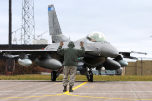 148th Fighter Wing deployment return