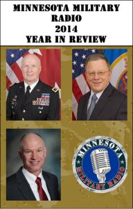 Minnesota Military Radio Year in Review