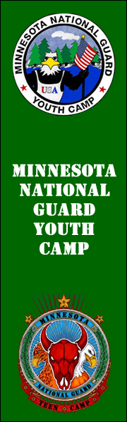 Minnesota National Guard Youth Camp