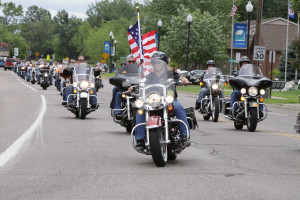 Fishing for Heroes and The Patriot Ride
