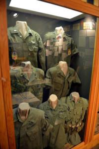 Vietnam Exhibit at MN Military Museum