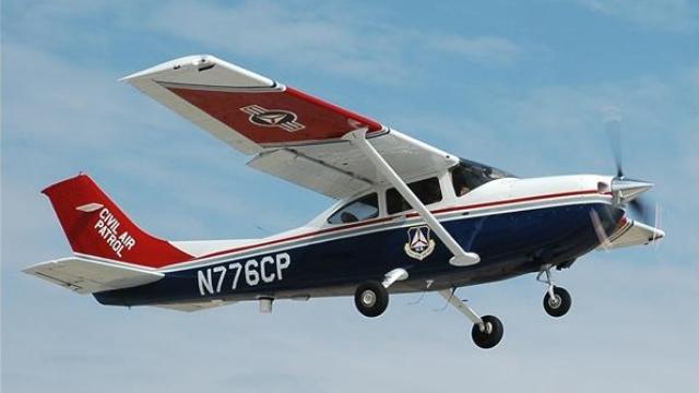 VeteranPow-Wow and Civil Air Patrol