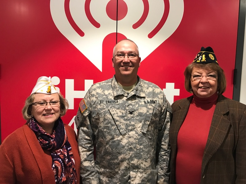 Camp Ripley, NOREX and Veterans Day on the Hill